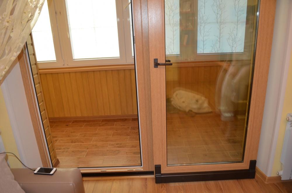 Балконные двери в Челябинске, стеклопакет, цена на пластиков.
